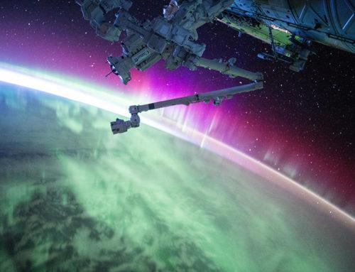Modern medicine in space